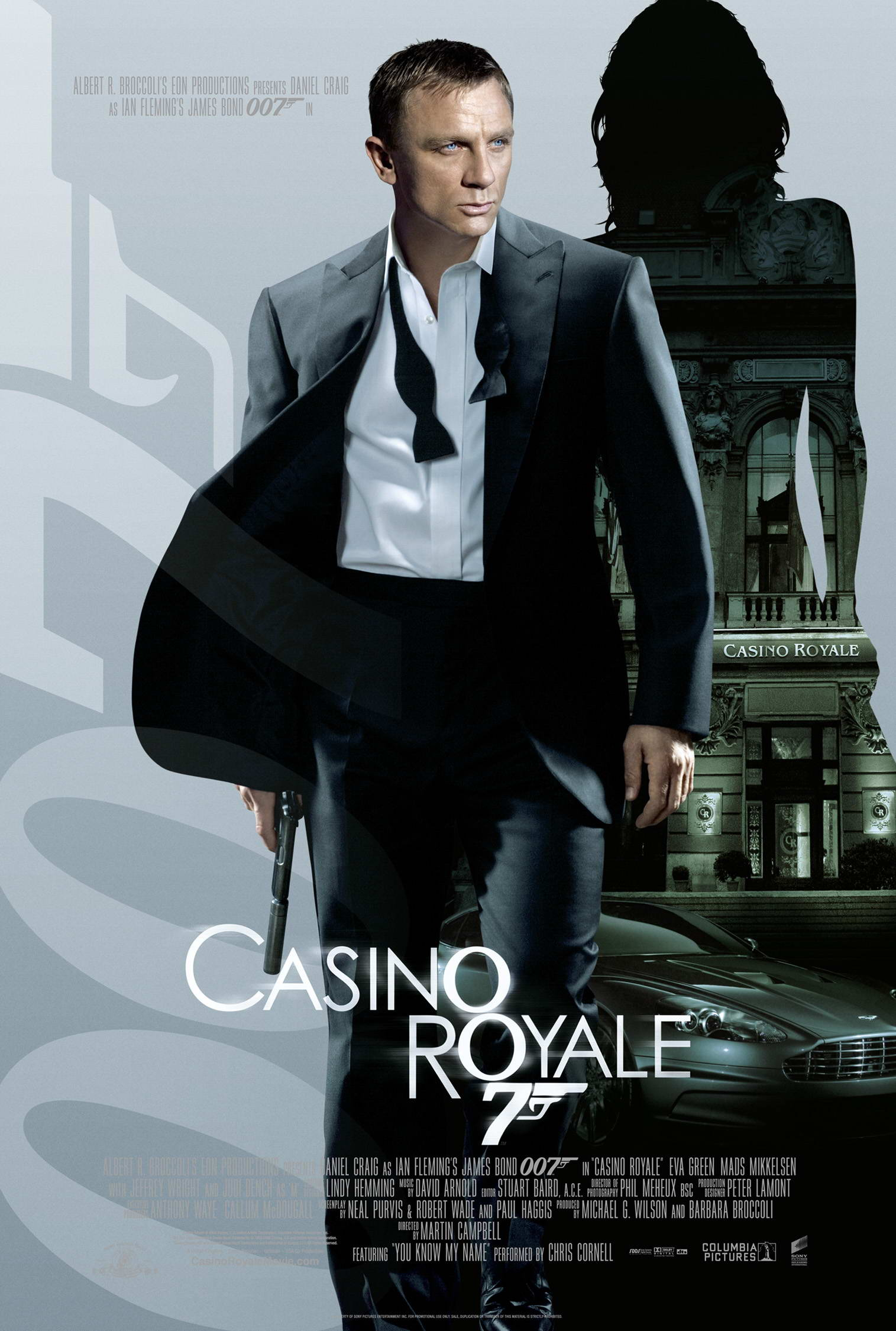 bond song casino royal