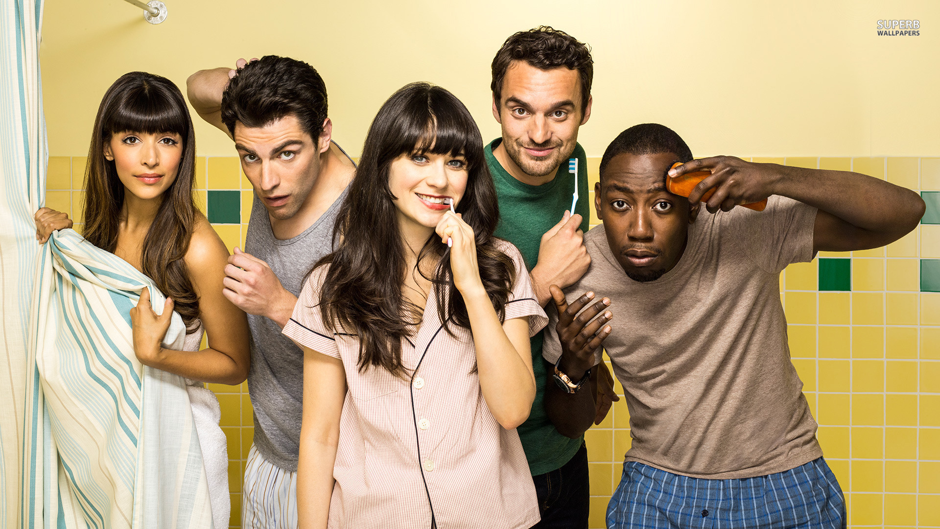 Jan 04,  · If you want to bid farewell to New Girl, save seven Tuesdays in a row starting in April. Fox announced on Thursday that it will uncork the season 7 .