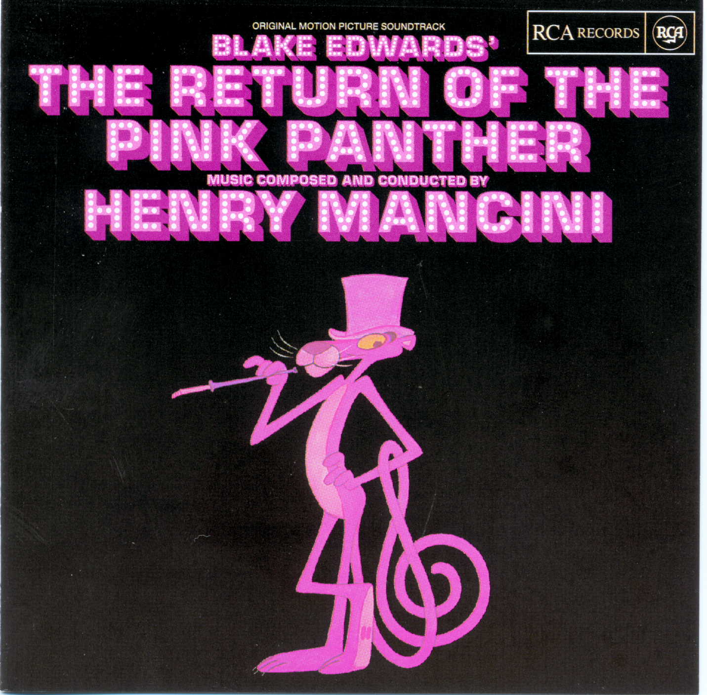 The Pink Panther Theme Song