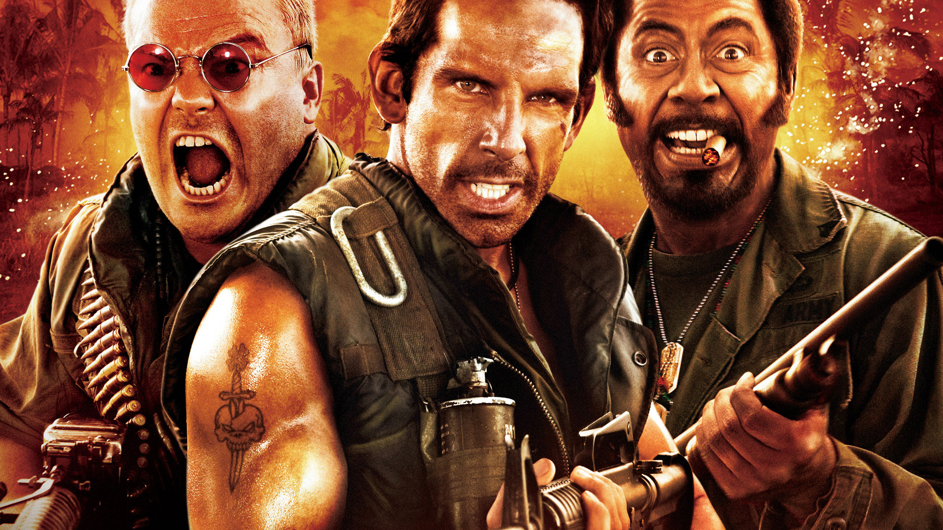 Tropic Thunder Theme Song