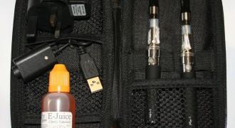 NJOY King E-Cigarette Advert