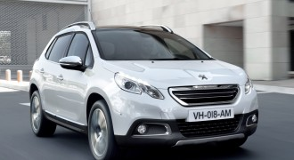 Peugeot – New 2008 Crossover