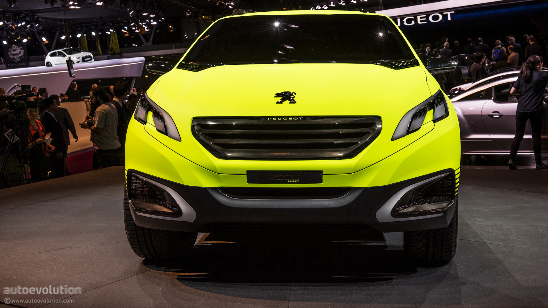 Peugeot New 2008 Crossover Theme Song Movie Theme