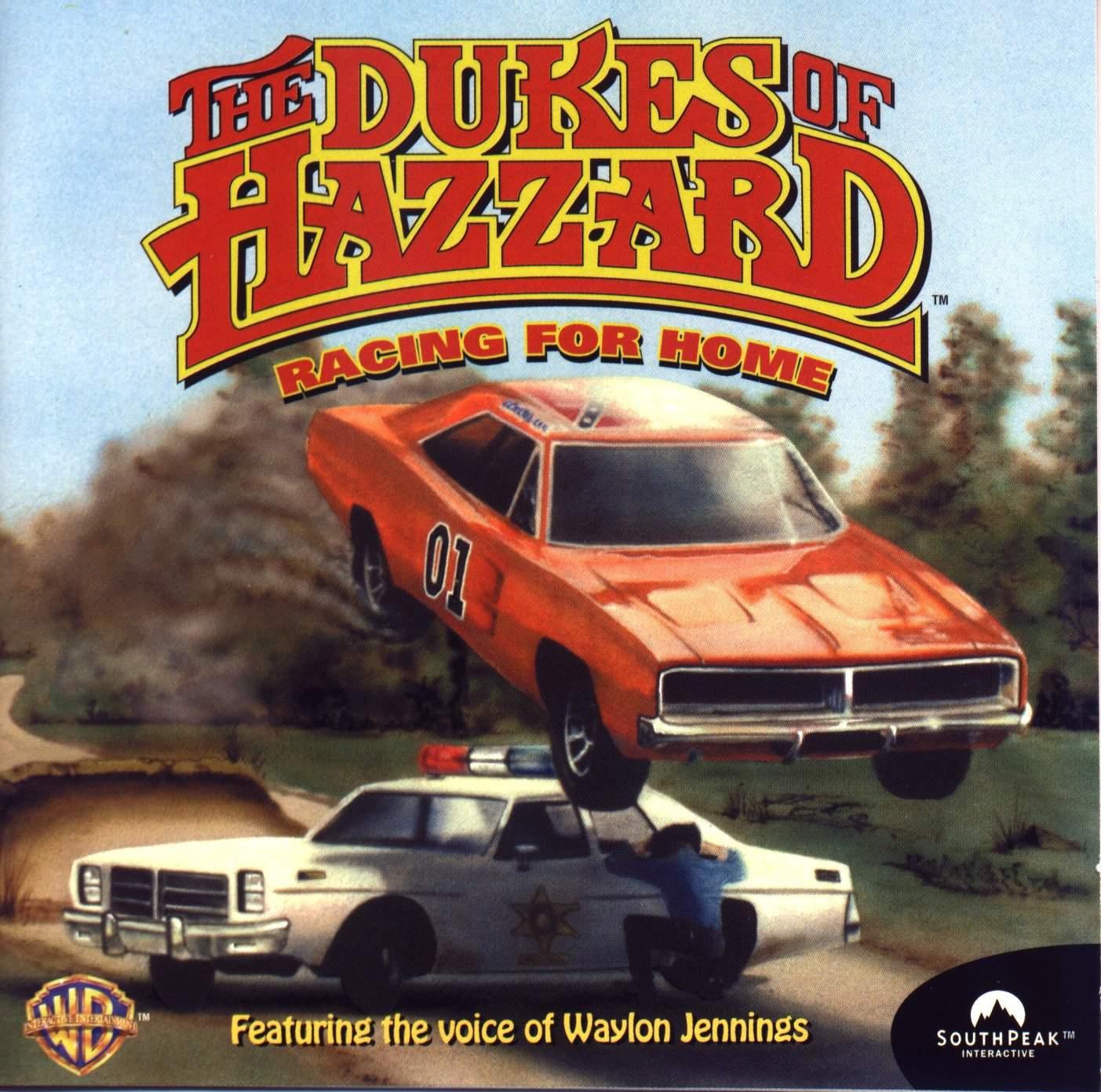 Dukes Of Hazzard Car Racing Games