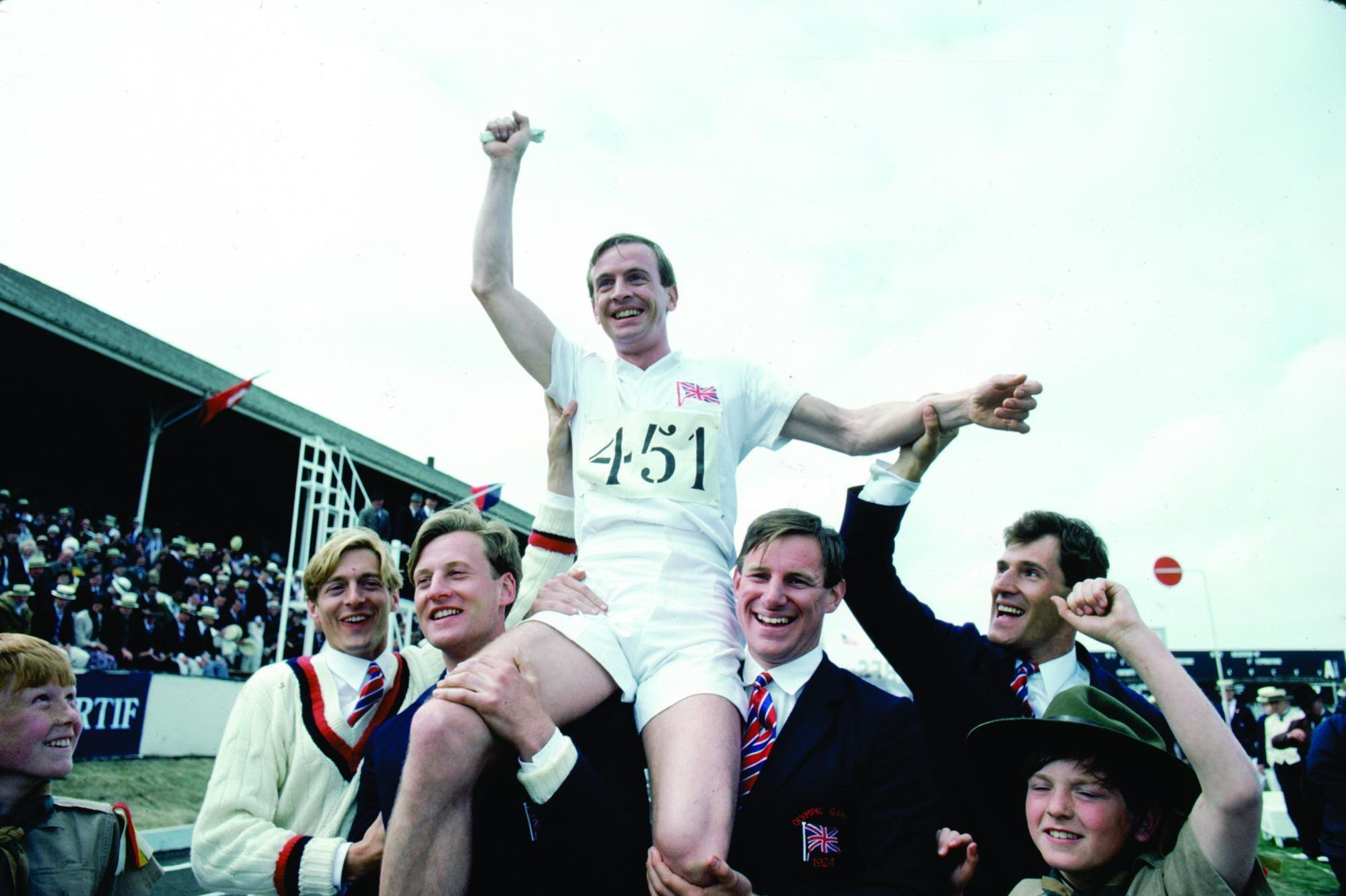 chariots of fire God's hidden message in  when he saw the movie chariots of fire, he concluded that it was a vision and eric liddell was good and harold abrahams was bad so he .