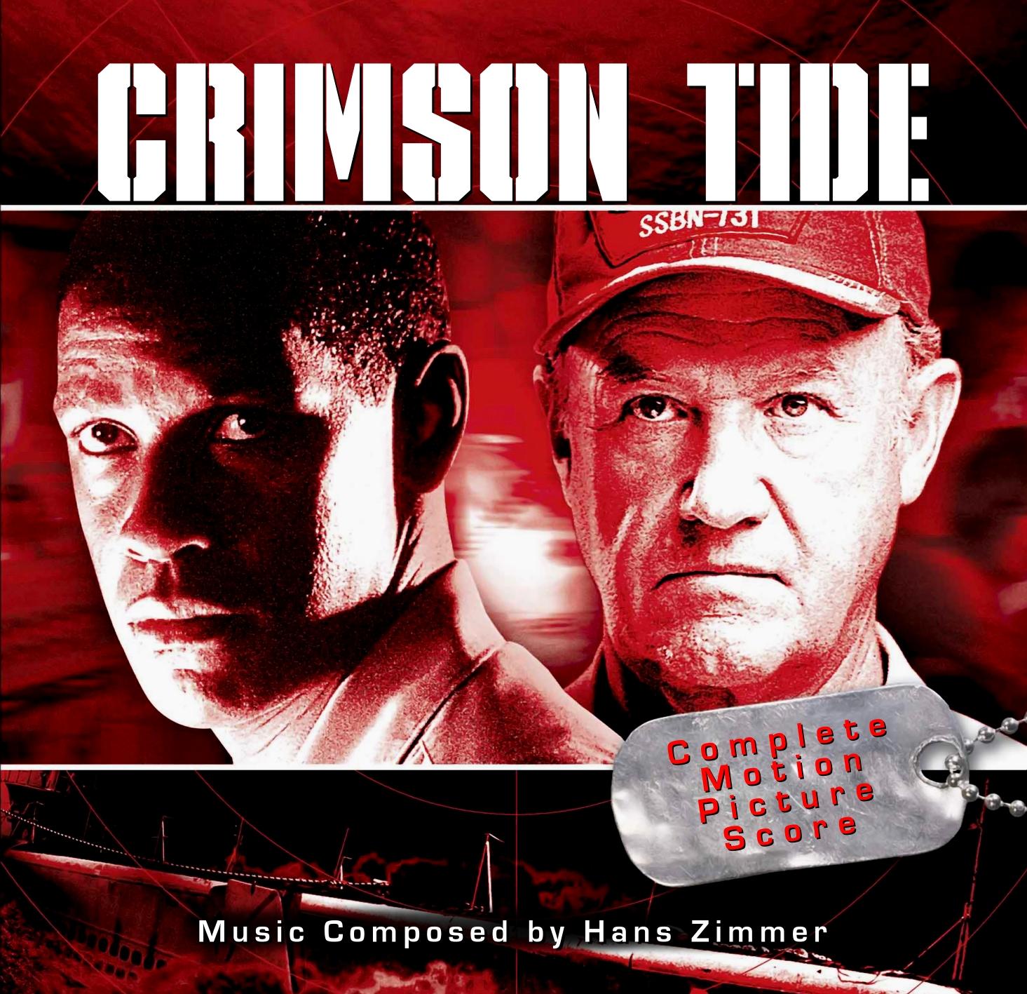 crimson tide Find album reviews, stream songs, credits and award information for crimson tide [original motion picture soundtrack] - hans zimmer on allmusic - 1995 - for better or for worse, hans zimmer's crimson&hellip.