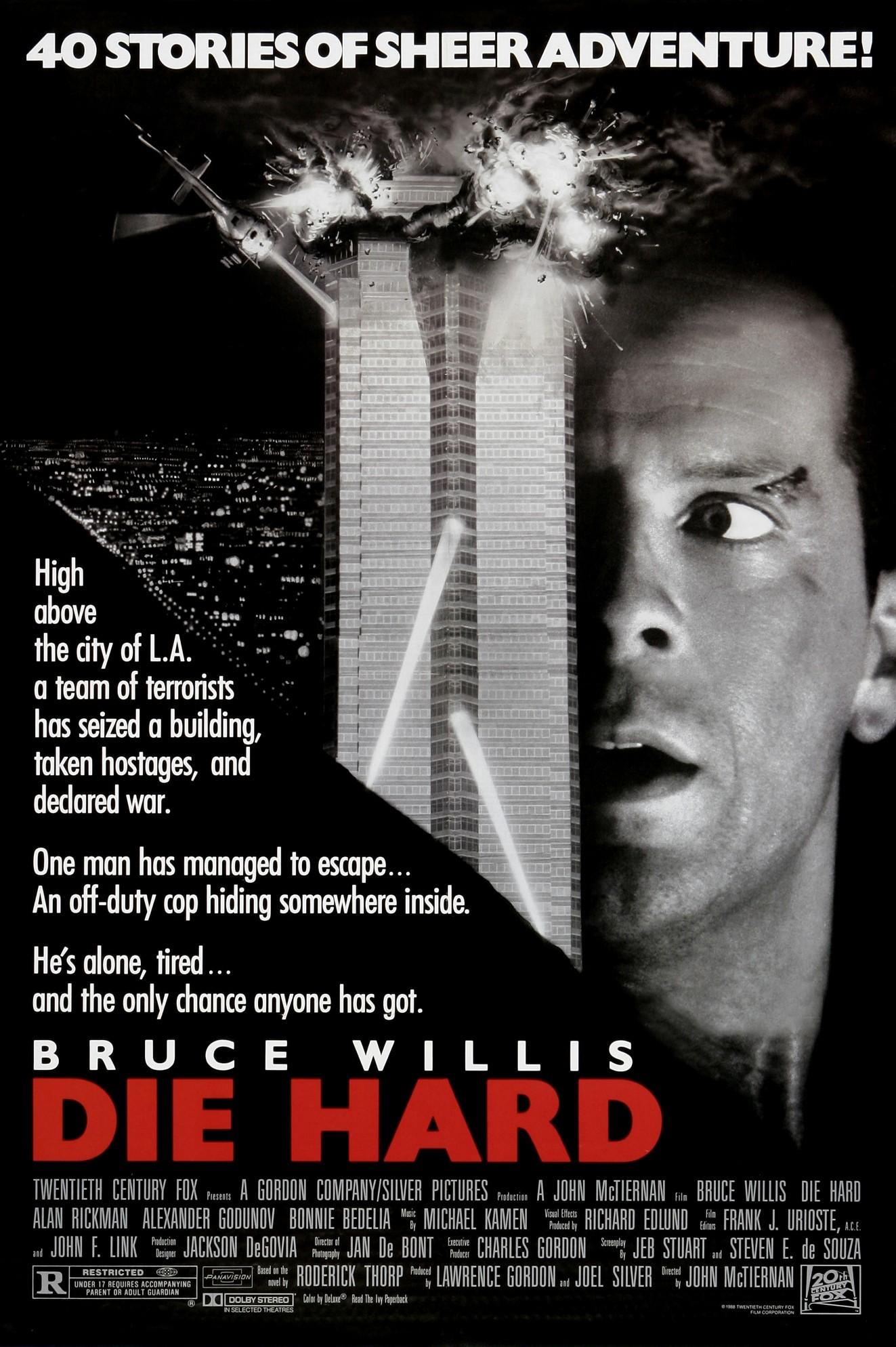 Die Hard (1988) MOVIE REVIEW!! - YouTube