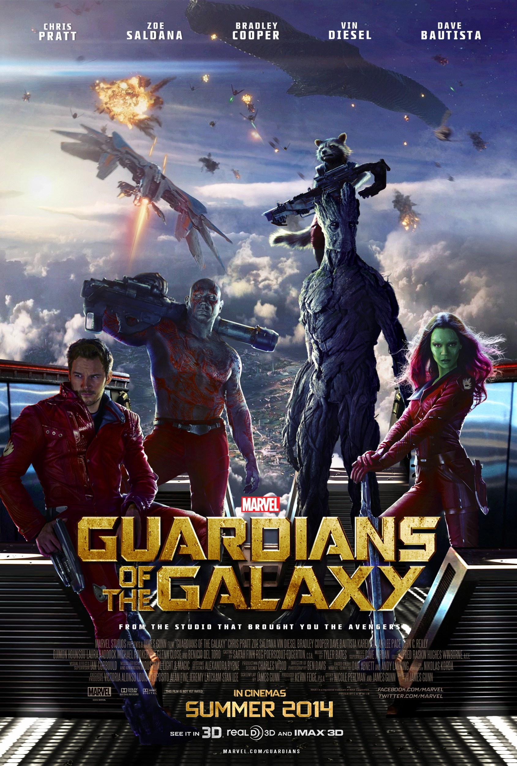 Guardiens Of The Galaxy