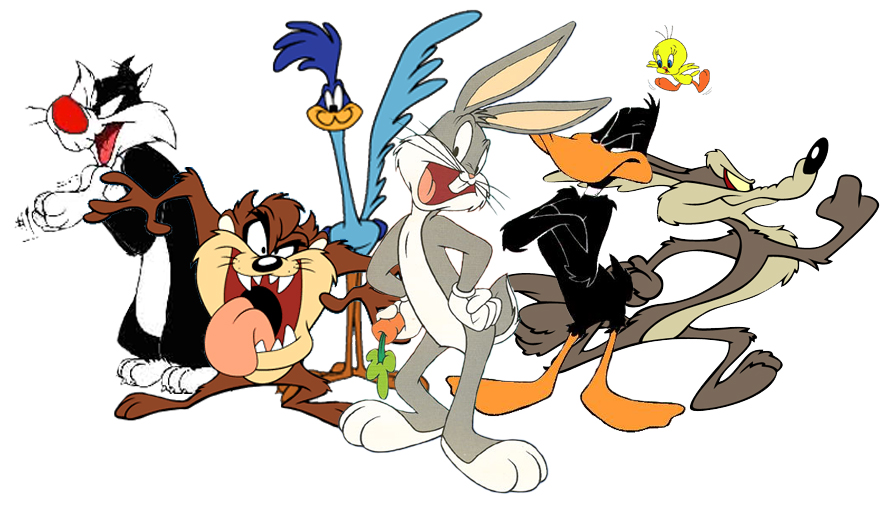 looney tunes theme: