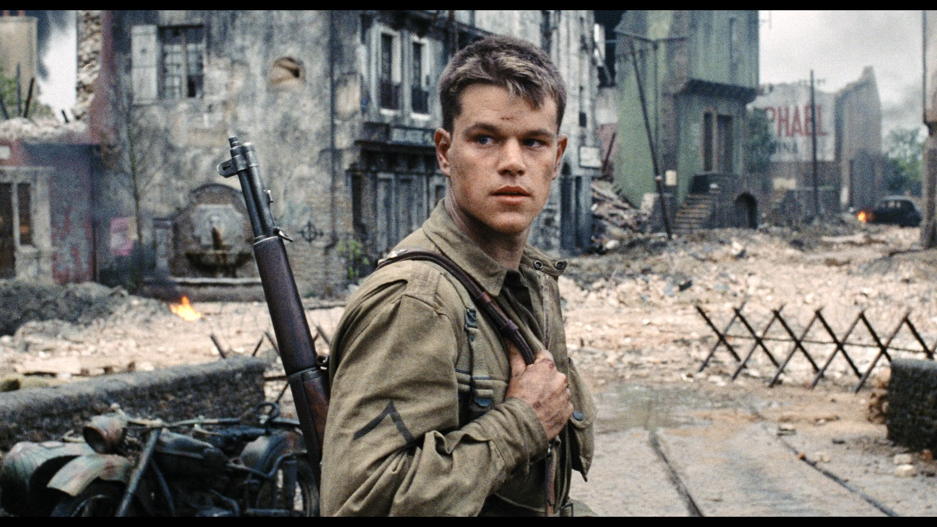 Saving Private Ryan synopsis