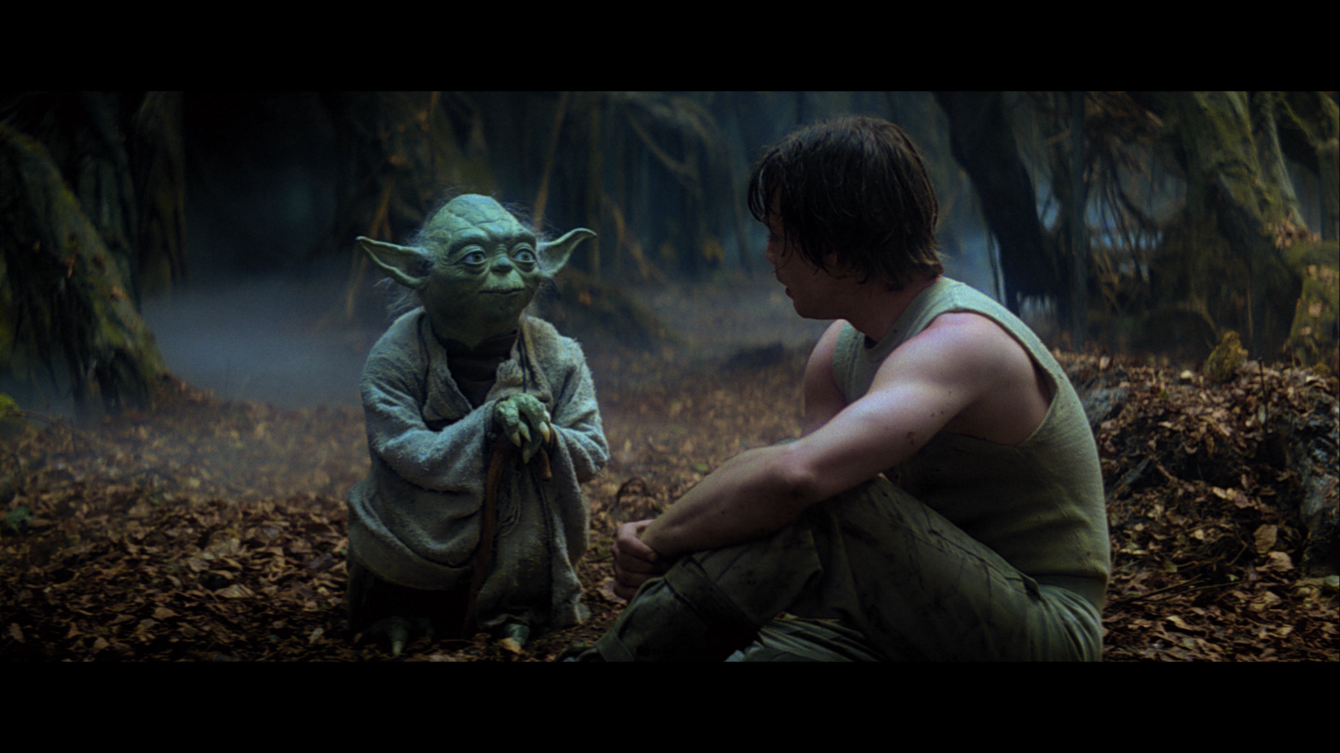 yoda empire strikes back wallpaper - photo #11