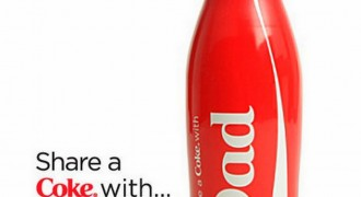 Coca Cola – Share a Coke with Bobby