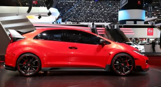 Honda Civic Type R Concept – R-Rated