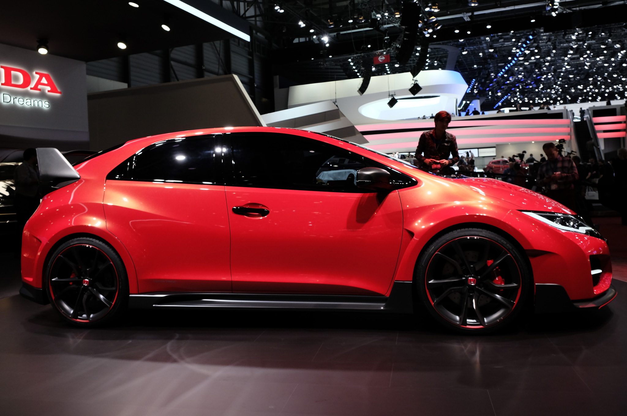 Honda Civic Type R Concept – R Rated Theme Song