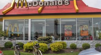 McDonald's – 40th Anniversary Camping SOS