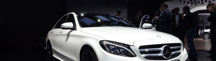 Mercedes-Benz – The New C-Class