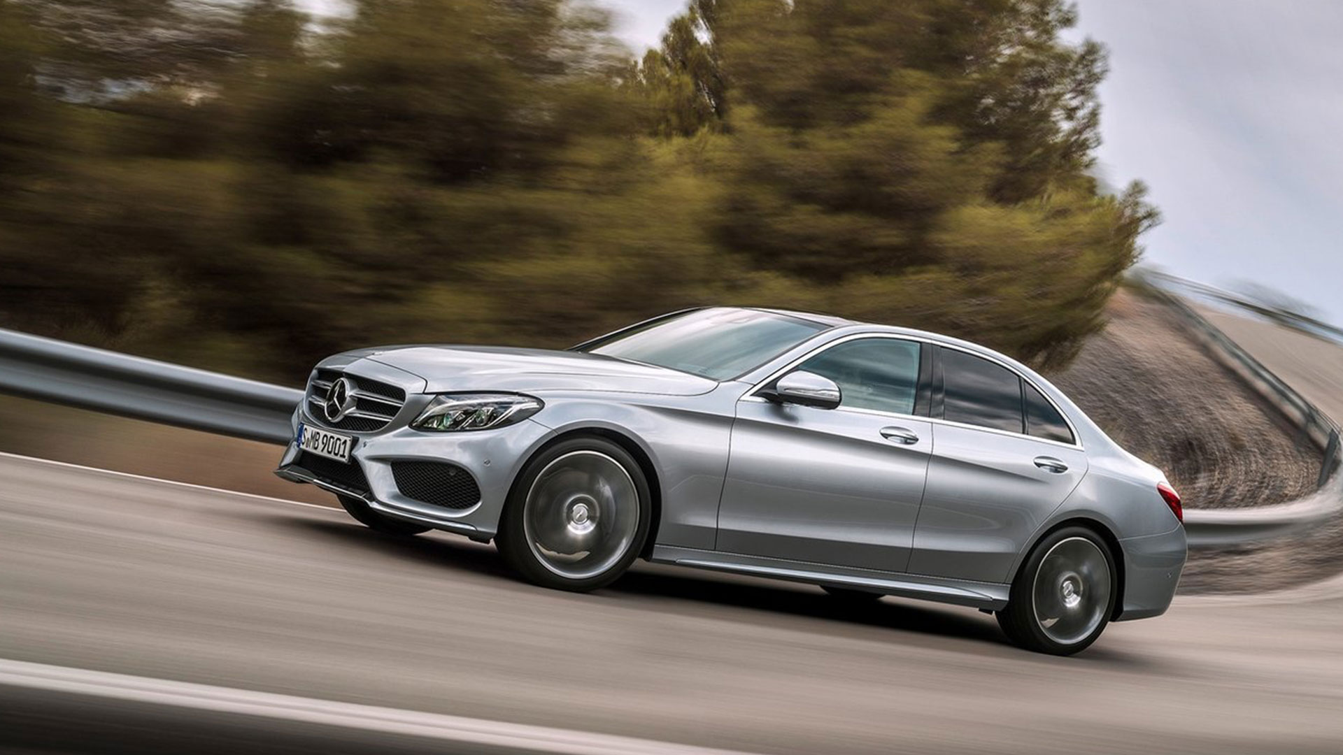 Mercedes Benz The New C Class Theme Song Movie Theme