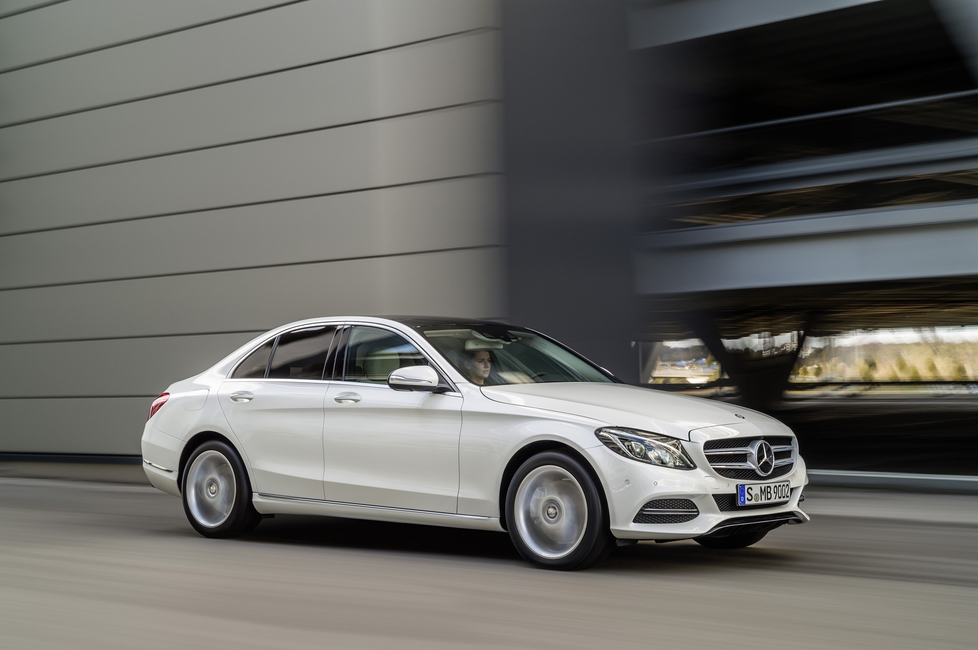 Mercedes benz the new c class theme song movie theme for Mercedes benz c class pictures