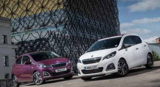 Peugeot 108 – Ultra Personalised