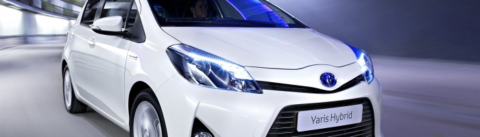 Toyota Yaris Hybrid – The Musical City