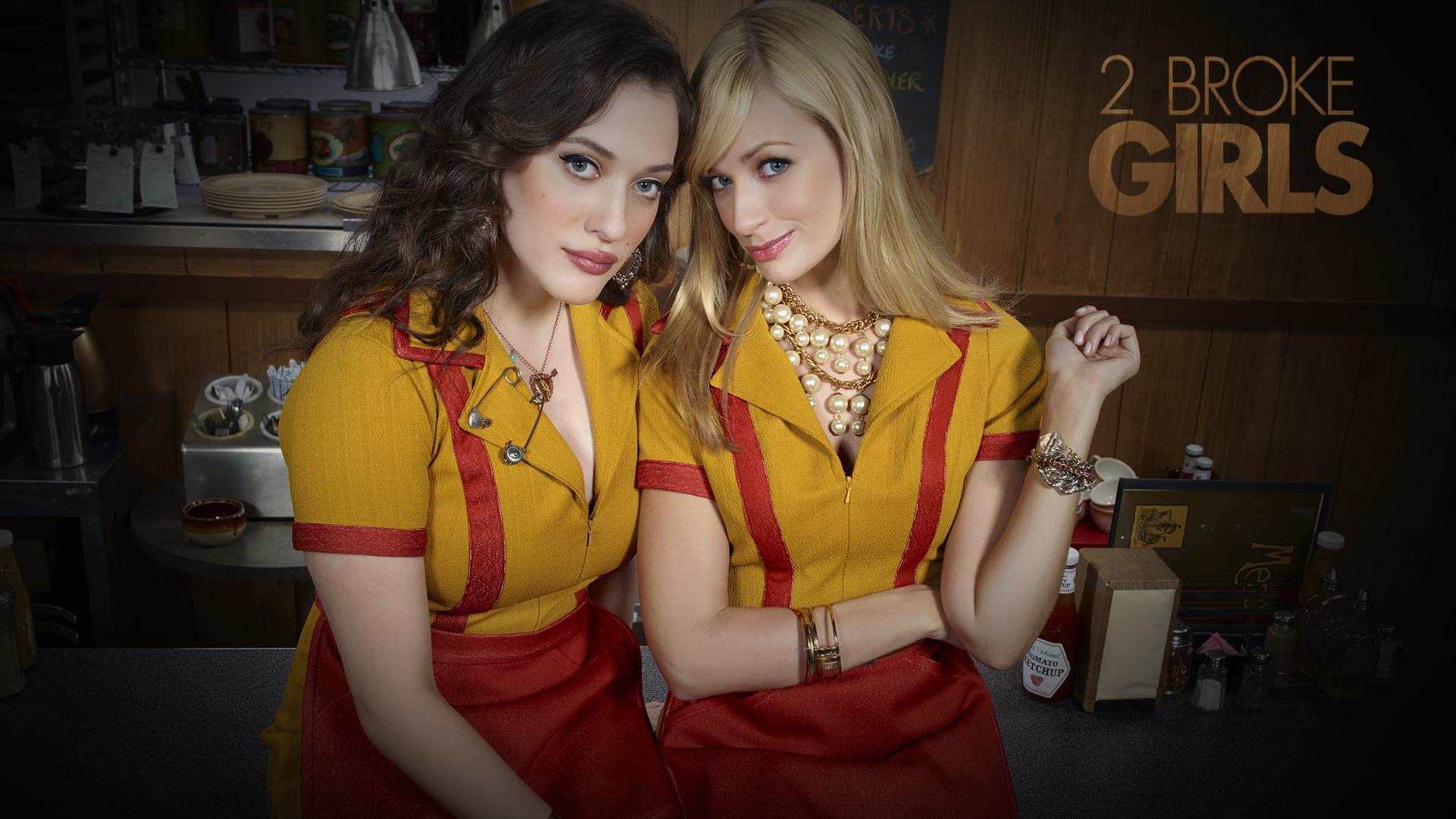 2 Broke Girls Besetzung