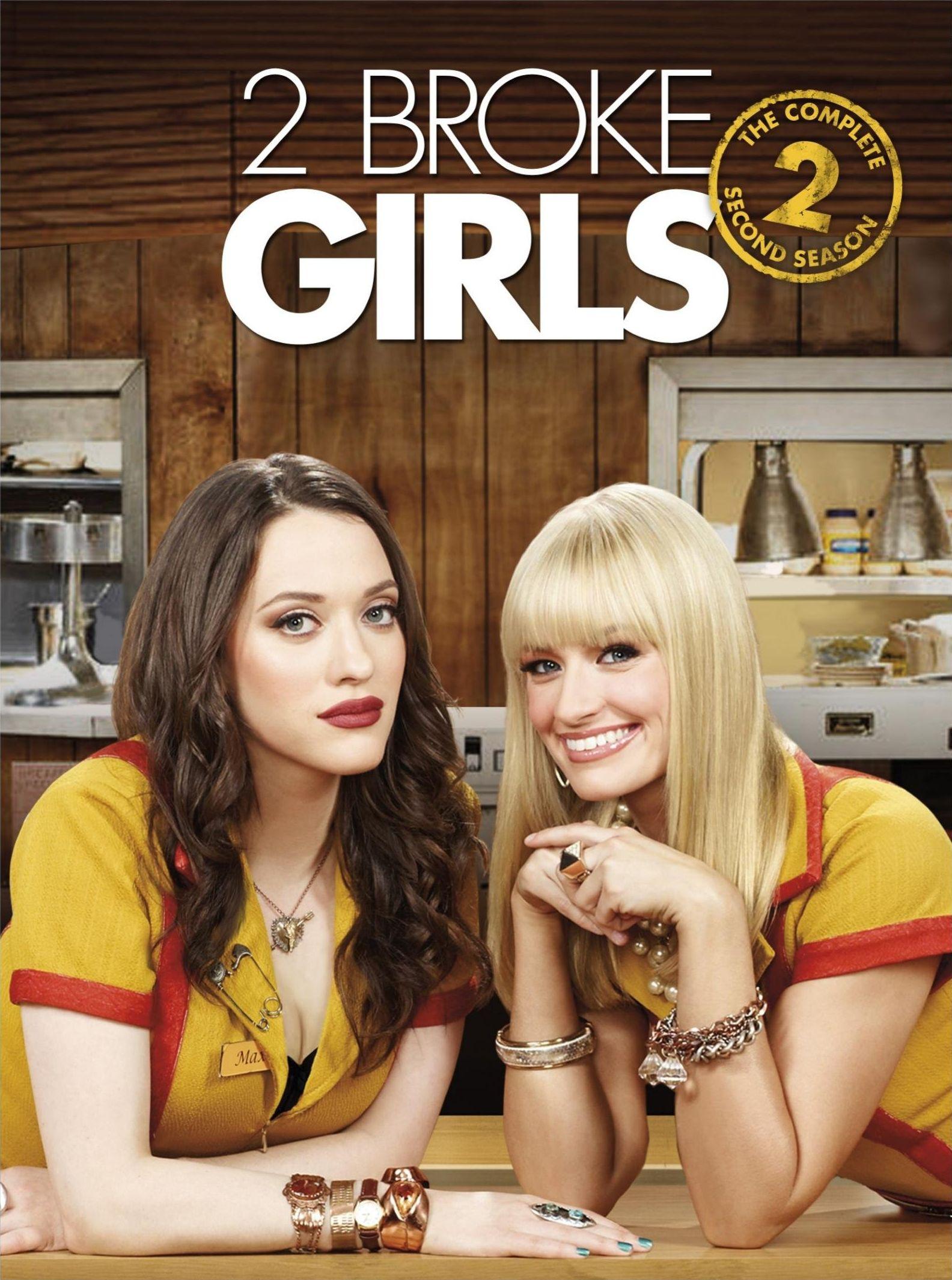 2 Broke Girl Schauspieler