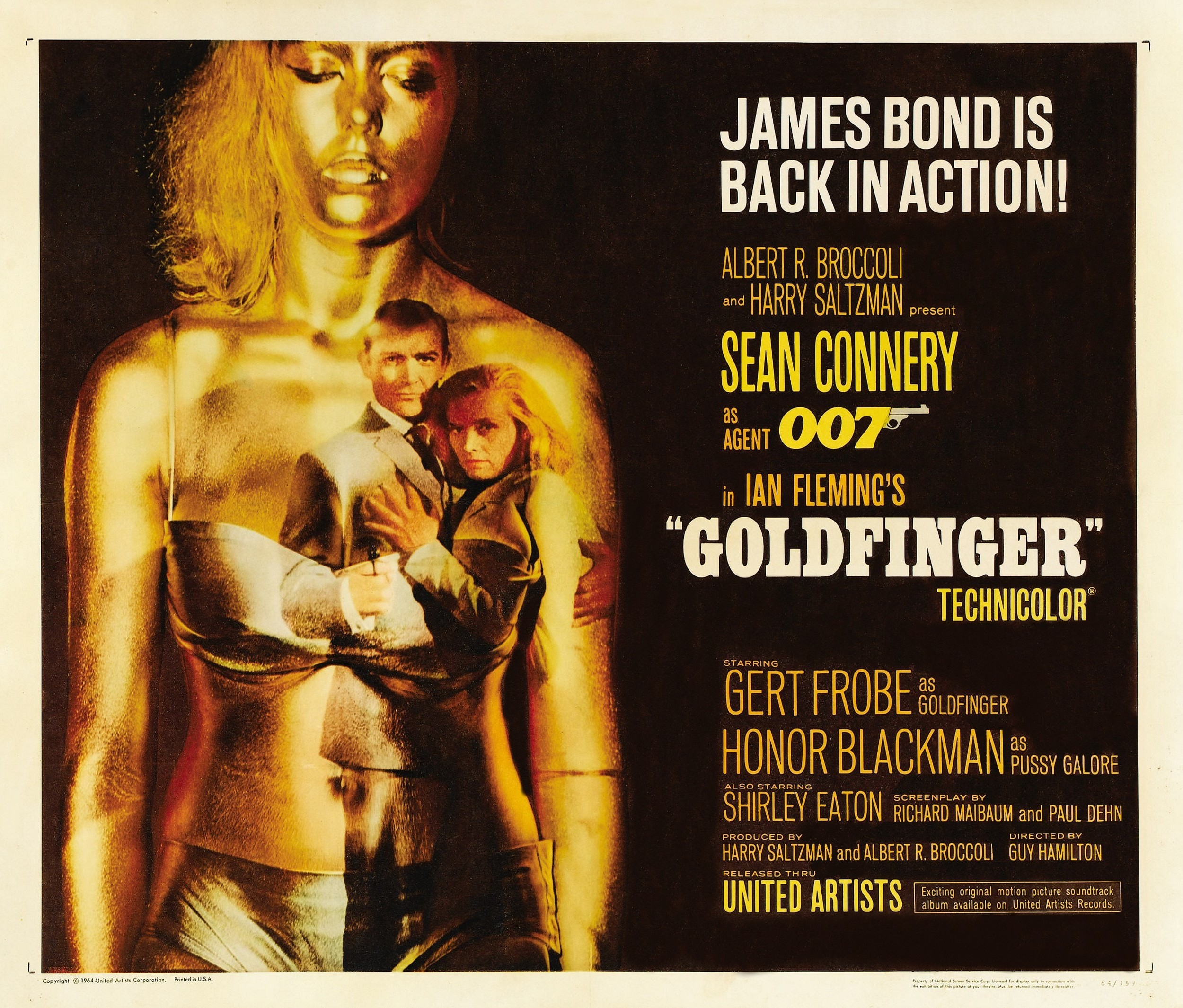 Goldfinger Film