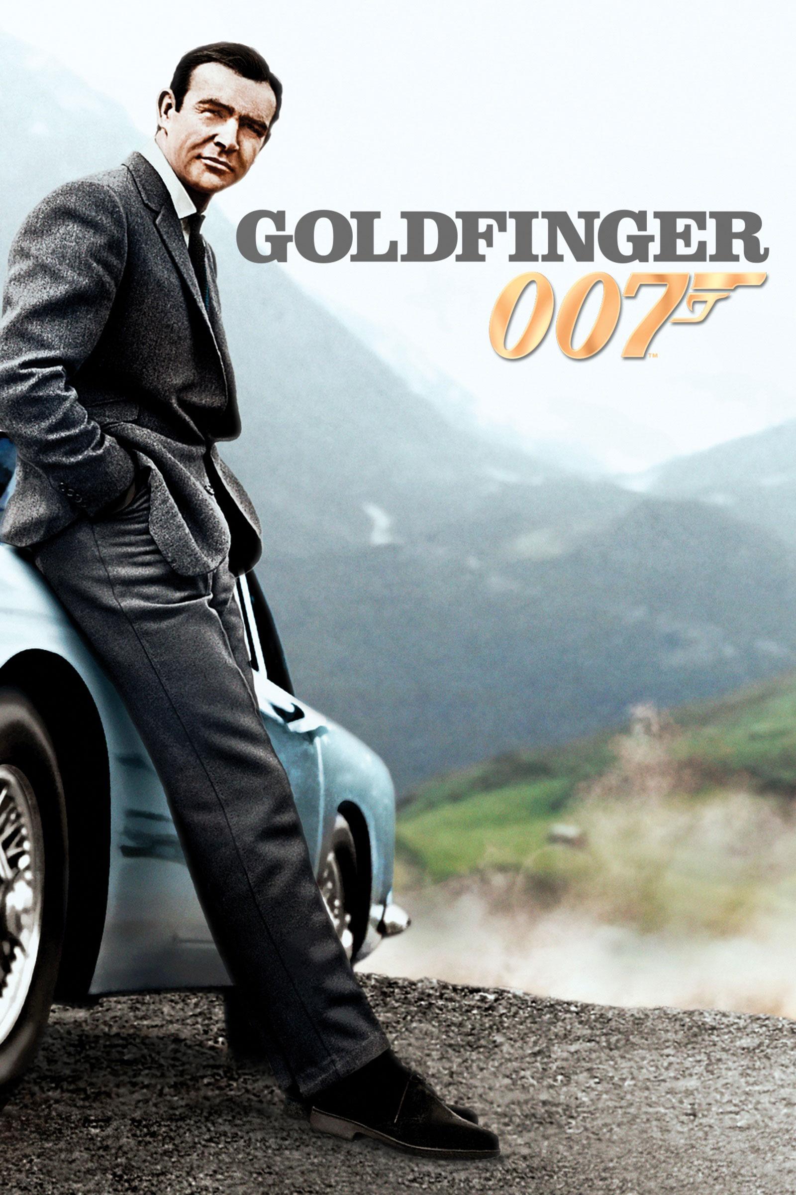 James Bond Ganzer Film Deutsch Goldfinger