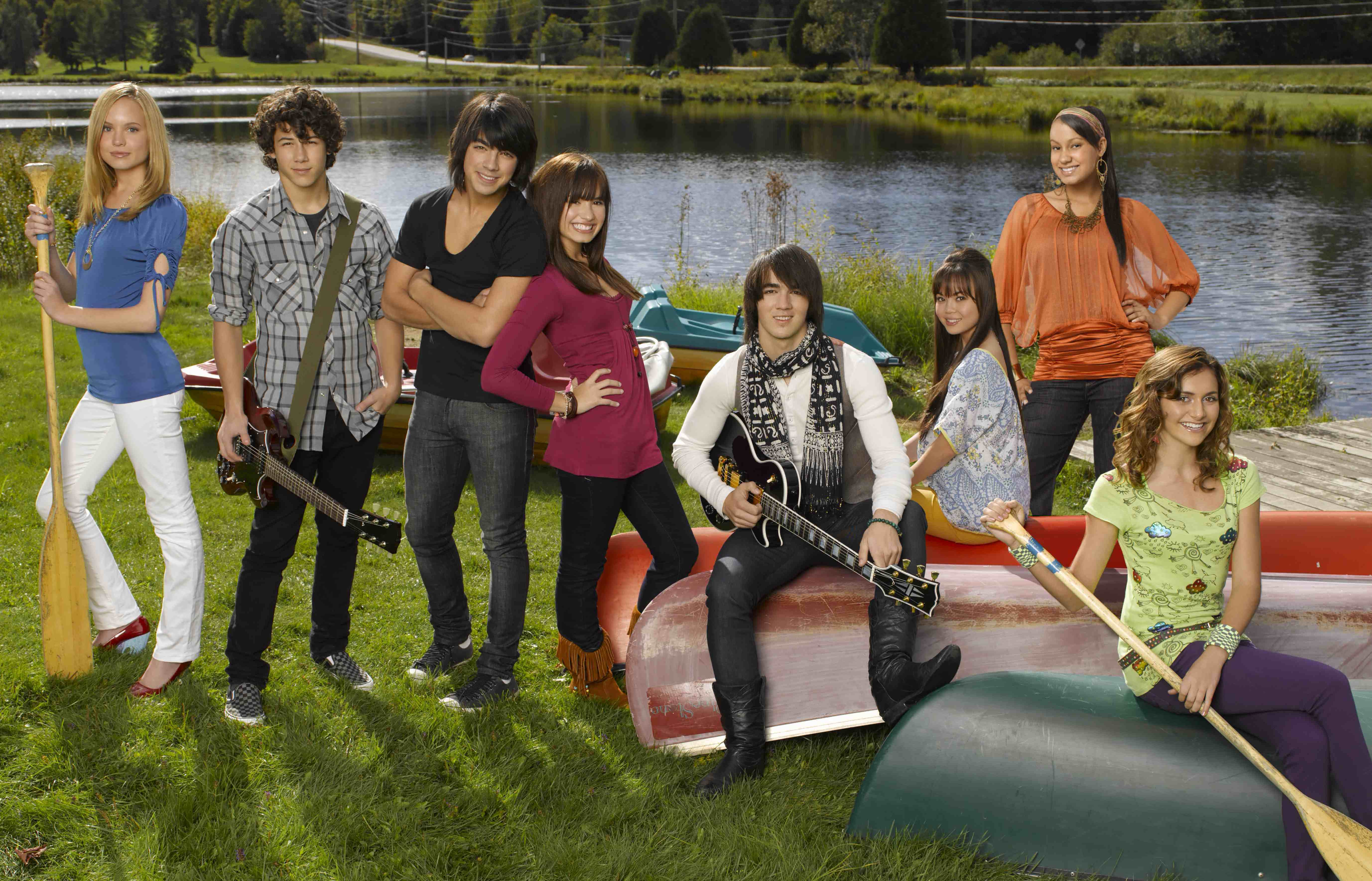Camp Rock Theme Song |...