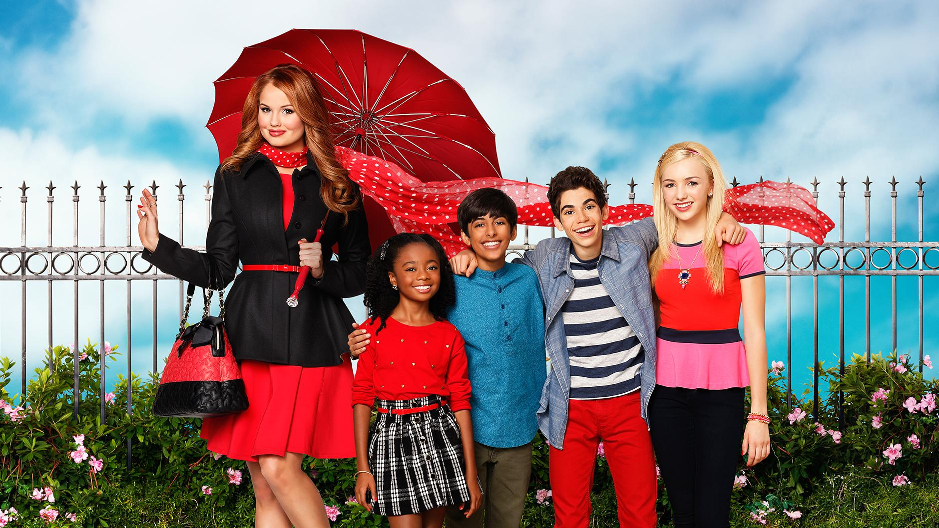 how to meet the stars of jessie