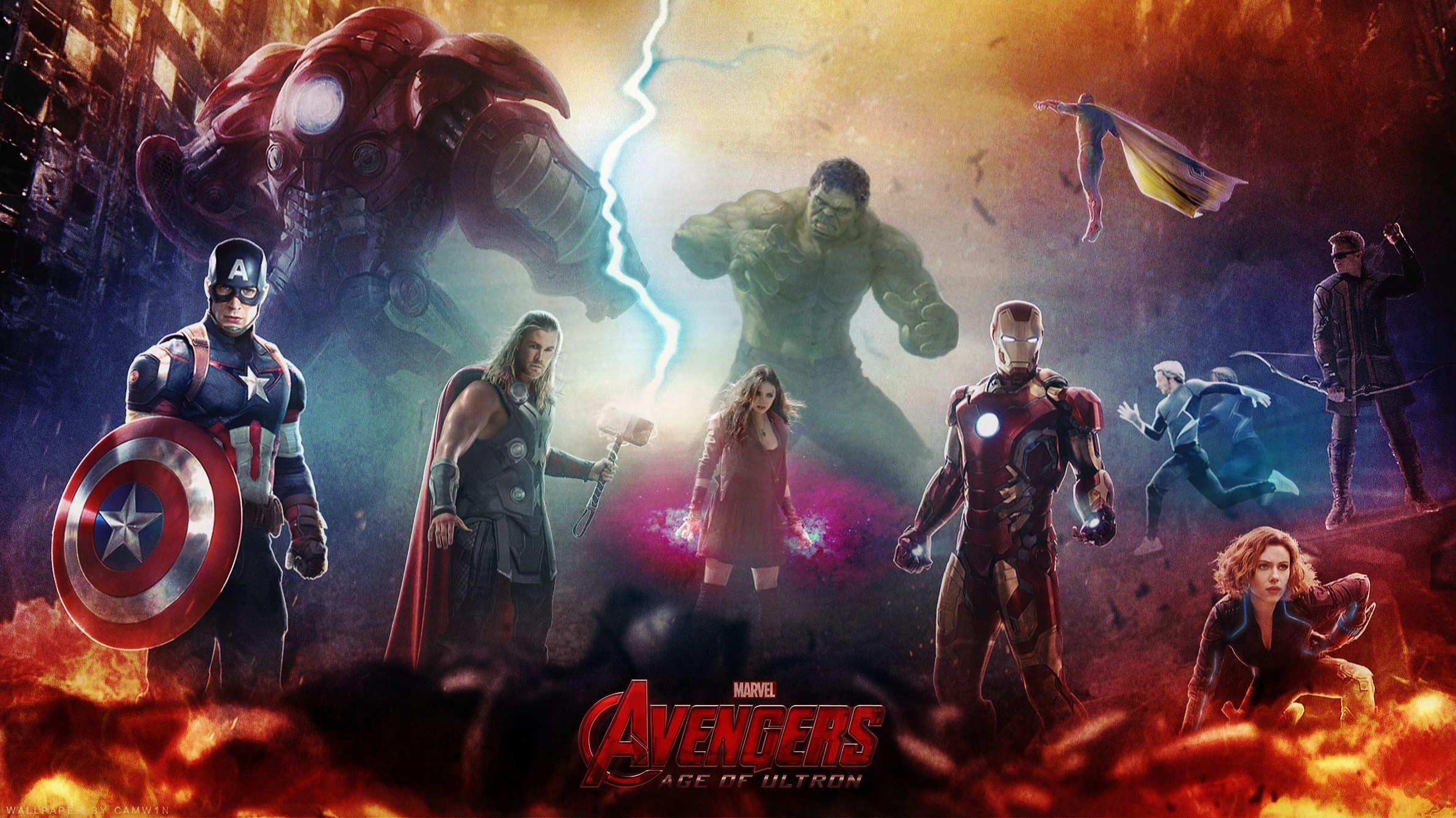The Avengers: The Avengers : Age Of Ultron Theme Song