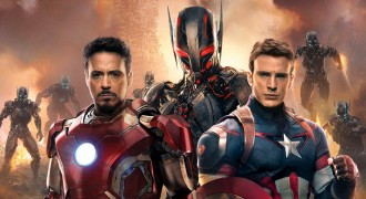 The Avengers : Age of Ultron