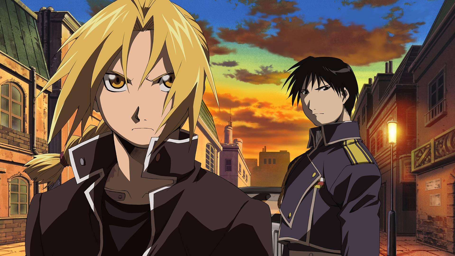 Fullmetal Alchemist Brotherhood Hd Legendado