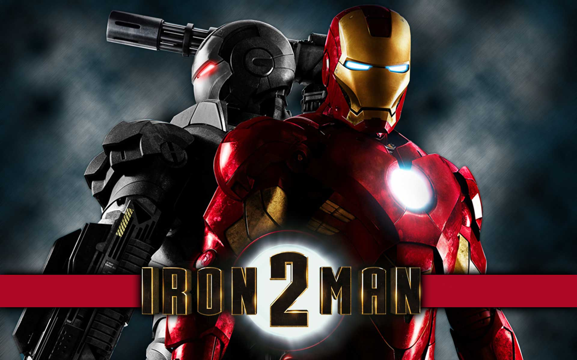 Iron Man 2 all main hero wallpapers and images