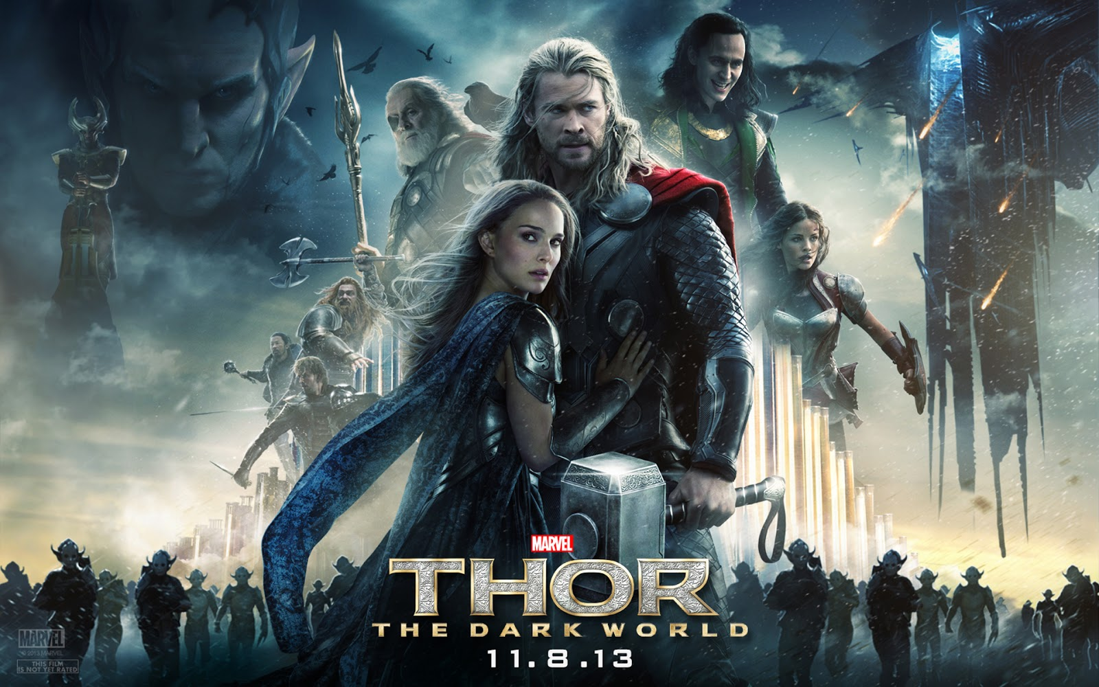 Thor: The Dark World Theme Song | Movie Theme Songs & TV