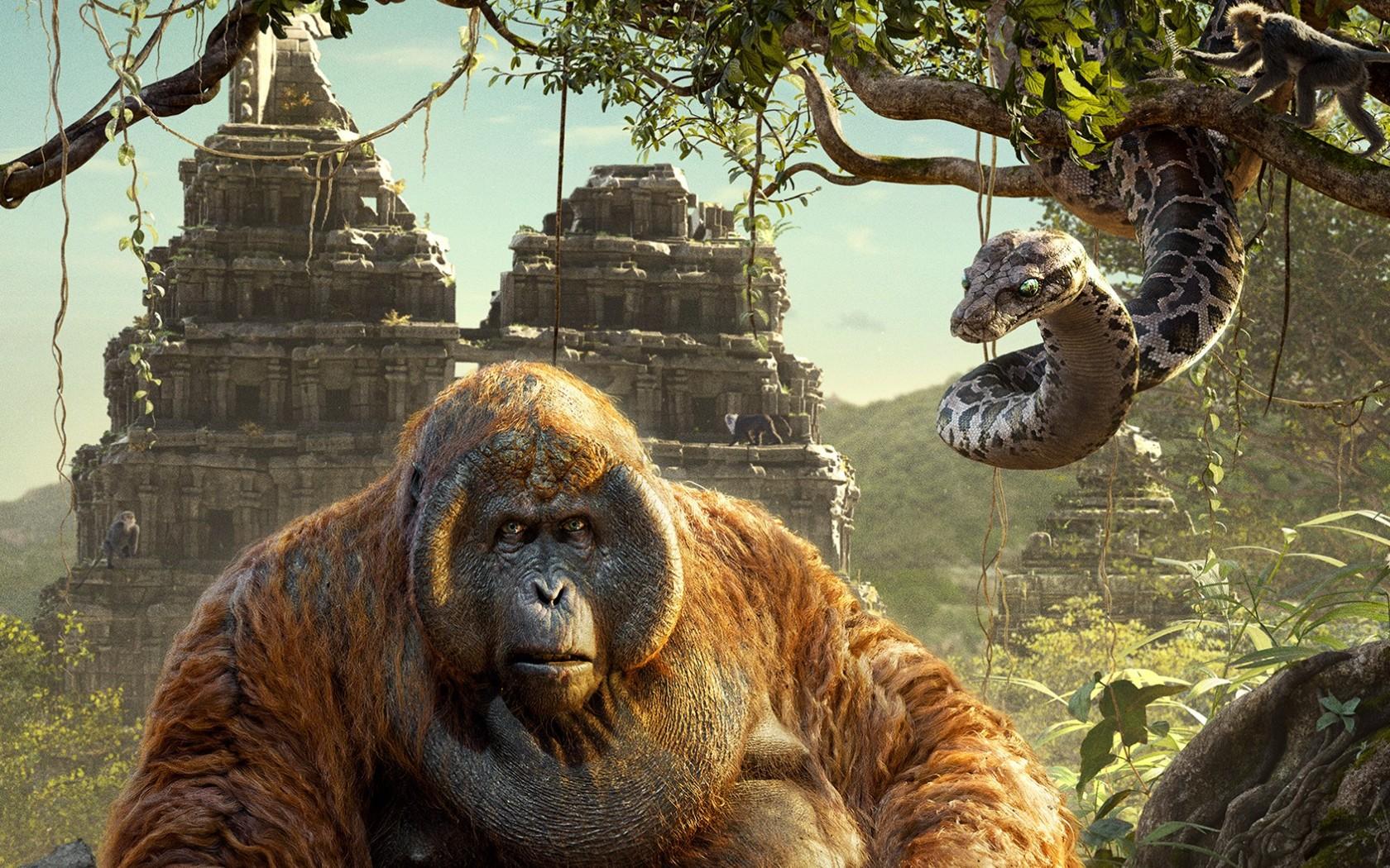 Mowgli Jungle Book Full Song