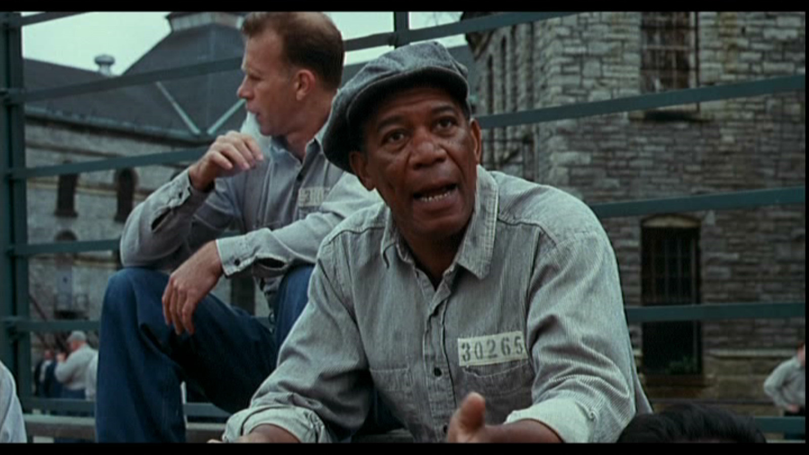 """theme of hope in shawshank redemption Movie analysis: """"the shawshank redemption"""" — themes another in our  but  the story's central theme has to be: hope andy embraces it to."""