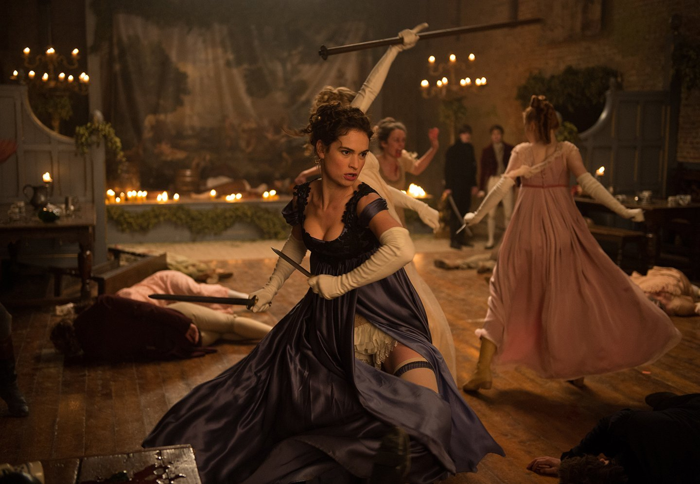 Pride and Prejudice and Zombies Theme Song | Movie Theme ...