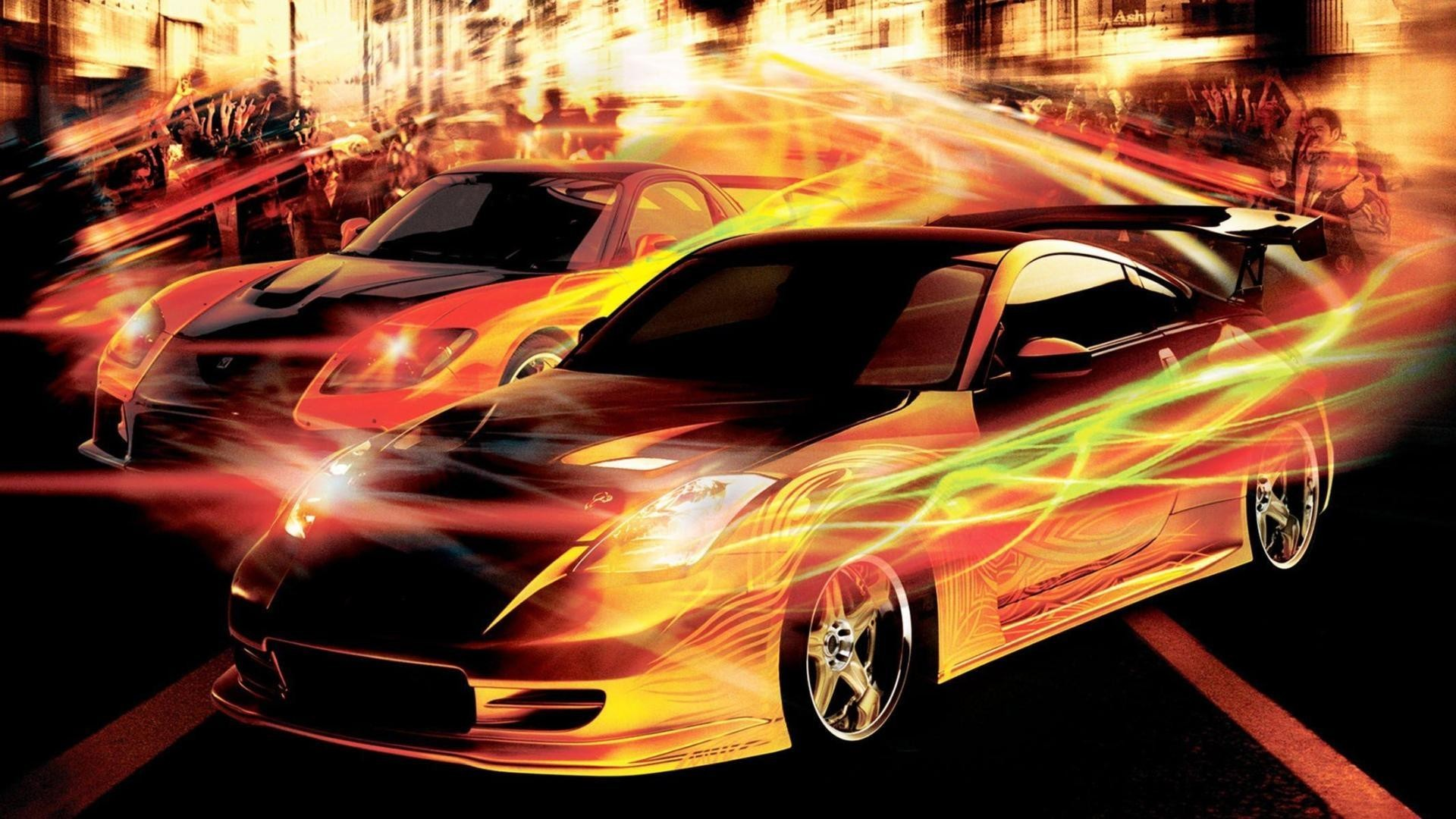Fast And Furious 3 Full Movie >> The Fast And The Furious Tokyo Drift Theme Song Movie Theme Songs