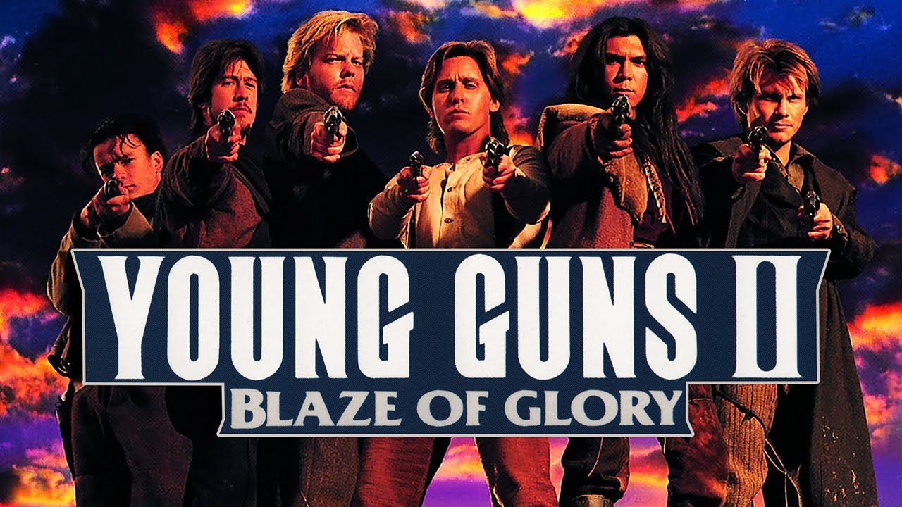 Young Guns II Theme Song | Movie Theme Songs & TV Soundtracks